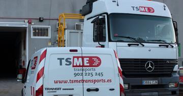 TSME grues i transports